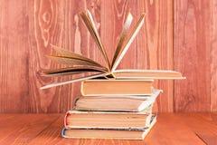 Het concept van het onderwijs en van de kennis Royalty-vrije Stock Afbeelding