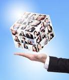 Het concept van het personeel Royalty-vrije Stock Afbeelding