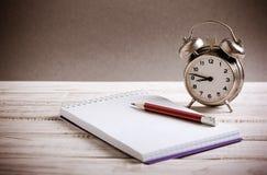 Het Concept van het tijdbeheer stock fotografie