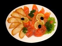 Het concept van het voedsel Stock Afbeeldingen