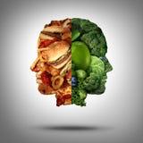 Het concept van het voedsel royalty-vrije illustratie