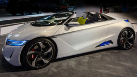Het Concept van Honda EV-Ster Royalty-vrije Stock Foto's