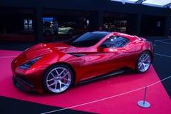 2013 het Concept van Icona Vulcano Stock Afbeelding