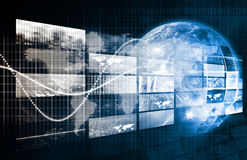Het Concept van Internet Stock Afbeelding