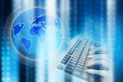 Het concept van Internet Royalty-vrije Stock Afbeeldingen