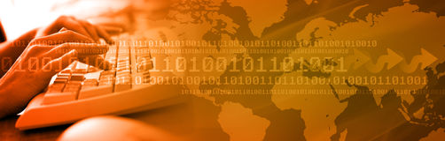 Het Concept van Internet Stock Foto