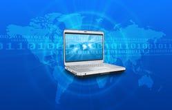 Het Concept van Internet Royalty-vrije Stock Fotografie