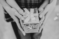 Het concept van Kerstmis en van het Nieuwjaar Stock Afbeelding