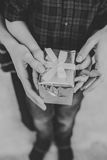 Het concept van Kerstmis en van het Nieuwjaar Stock Fotografie