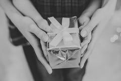 Het concept van Kerstmis en van het Nieuwjaar Stock Foto