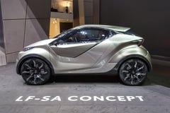 2015 het Concept van Lexus LF-SA Stock Afbeelding