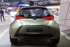 2015 het Concept van Lexus LF-SA Royalty-vrije Stock Afbeelding