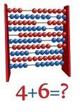 Het concept van Math Stock Foto's