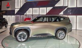 Het Concept van Mitsubishi gc-PHEV Royalty-vrije Stock Foto's