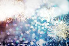 Het concept van het nieuwjaar Royalty-vrije Stock Fotografie