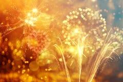Het concept van het nieuwjaar Royalty-vrije Stock Afbeeldingen