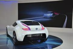 Het Concept van Nissan Esflow Stock Fotografie
