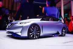 Het Concept van Nissan IDS Stock Foto
