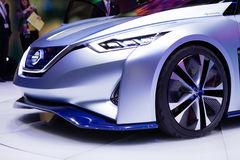 Het Concept van Nissan IDS Royalty-vrije Stock Afbeeldingen
