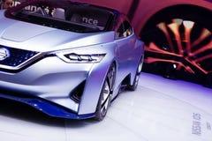 Het Concept van Nissan IDS Stock Foto's