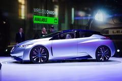 Het Concept van Nissan IDS Stock Fotografie