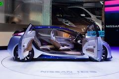 Het Concept van Nissan IDS Royalty-vrije Stock Fotografie