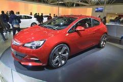 Het Concept van Opel GTC Parijs Royalty-vrije Stock Foto