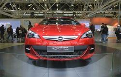 Het Concept van Opel GTC Parijs Stock Fotografie