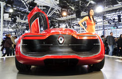 Het Concept van Renault Dezir Royalty-vrije Stock Afbeelding