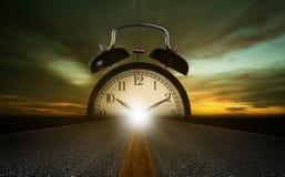 Het Concept van het tijdbeheer royalty-vrije stock fotografie