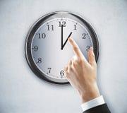 Het Concept van het tijdbeheer Royalty-vrije Stock Foto