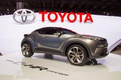 2015 het Concept van Toyota c-u Royalty-vrije Stock Foto's