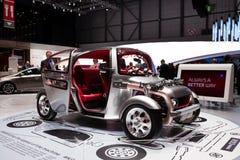 Het Concept van Toyota Kikai Royalty-vrije Stock Foto's
