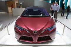 Het Concept van Toyota NS4 - de Show van de Motor van Genève 2012 Stock Afbeelding