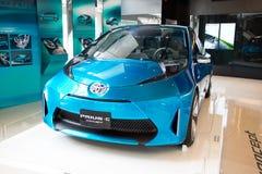 Het Concept van Toyota Prius C Stock Foto's