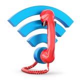 Het concept van Wifi Royalty-vrije Stock Foto