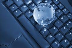 Het concept van World Wide Web Stock Afbeelding