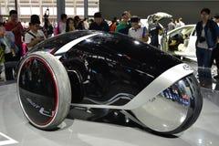 Het Conceptenauto van Toyota FV2 Royalty-vrije Stock Afbeelding