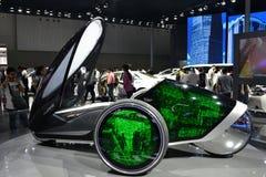 Het Conceptenauto van Toyota FV2 Stock Foto