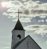 Het conceptenbeeld van de kerkgodsdienst stock fotografie