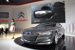 Het conceptenlimousine van de Metropool van Citroën Royalty-vrije Stock Fotografie