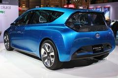 Het conceptenmodel van Toyota van Prius Stock Fotografie