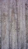 Het concrete hout van de muurtextuur Royalty-vrije Stock Afbeelding