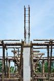 Het concrete vormwerk Royalty-vrije Stock Fotografie