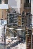 Het concrete werk Stock Foto