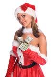 Het Contante geld van de vakantie Stock Afbeeldingen