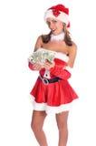 Het Contante geld van de vakantie Stock Foto's