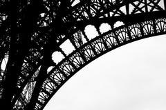 Het Contrast van de toren Royalty-vrije Stock Fotografie