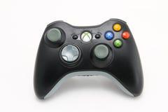 Het controlemechanisme van Xbox Stock Afbeelding