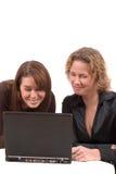 Het controleren van Internet Stock Afbeeldingen